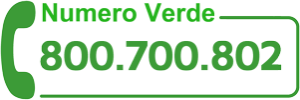 Numero Verde 800 700 802
